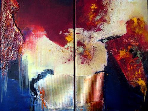 Silvia Sailer, Atlantis, Abstraktes