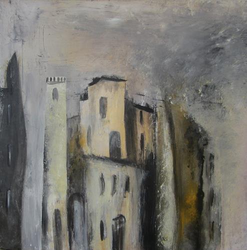 Silvia Sailer, Altstadt, Diverse Landschaften, Geschichte, Gegenwartskunst