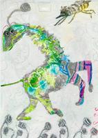 Barbara-Staeger-Skurril-Fantasie-Gegenwartskunst-Gegenwartskunst