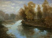 Alexander Jen, Morning on the River