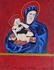 Marija Weiss, Dr., Madonna und Jesus
