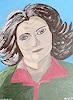 Marija Weiss, Dr., Selbstbildnis 1974