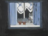 Marija-Weiss--Dr-Tiere-Tiere-Land-Moderne-expressiver-Realismus