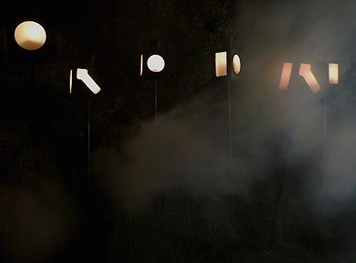 BERTOLOMEOS, Lichtklangnacht 1, Diverses, Diverses, Aktionskunst, Abstrakter Expressionismus