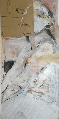 diemalerin-connystark, in Gedanken an ihn, Diverse Menschen, Diverse Gefühle, Gegenwartskunst