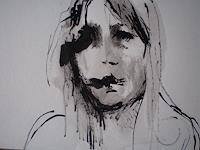 diemalerin-connystark, Gesichtete Verletzung