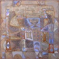 Wlad-Safronow-Abstraktes-Diverse-Gefuehle