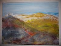 Sigrun-Laue-Landschaft-Berge