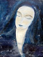 Sigrun-Laue-Menschen-Gesichter-Moderne-Abstrakte-Kunst