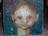 Sigrun-Laue-Menschen-Gesichter-Gegenwartskunst--Gegenwartskunst-