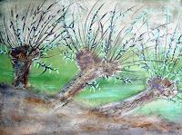 Sigrun-Laue-Landschaft-Fruehling-Moderne-Abstrakte-Kunst