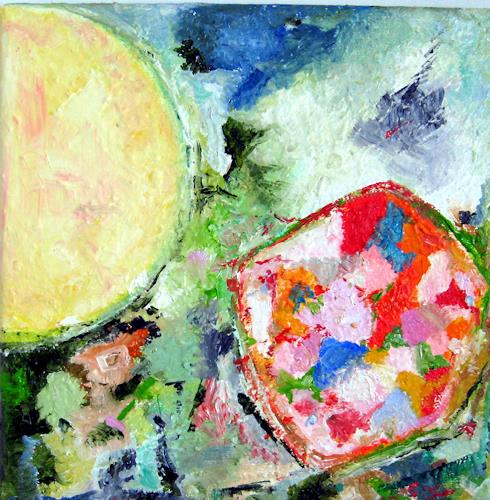 iris völzmann-handke, between, Abstraktes, Moderne, Expressionismus