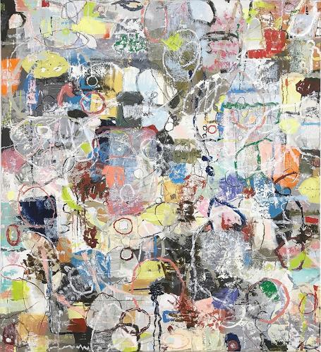 iris völzmann-handke, Talray, Abstraktes, Poesie, Abstrakte Kunst, Expressionismus