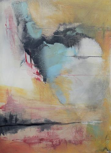 Jutta Mohorko, Illusion, Fantasie, Abstrakte Kunst