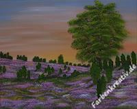 Susanne-Koettgen-Landschaft-Sommer-Landschaft-Huegel-Neuzeit-Realismus
