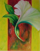 Susanne-Koettgen-Pflanzen-Blumen-Moderne-Abstrakte-Kunst