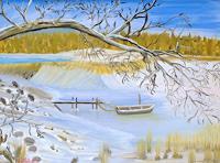 Susanne-Koettgen-Landschaft-Winter-Neuzeit-Realismus