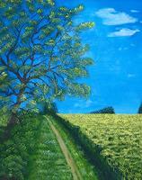 Susanne-Koettgen-Landschaft-Fruehling-Pflanzen-Fruechte-Neuzeit-Realismus
