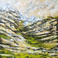 Susanne-Koettgen-Landschaft-Berge-Moderne-Moderne