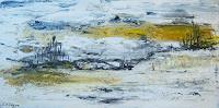 Susanne-Koettgen-Landschaft-Winter-Moderne-Moderne
