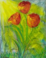 Susanne-Koettgen-Pflanzen-Blumen-Moderne-Moderne