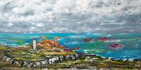 Susanne-Koettgen-Landschaft-See-Meer-Natur-Diverse-Gegenwartskunst-Land-Art