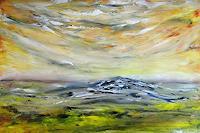 Susanne-Koettgen-Landschaft-Berge-Natur-Gestein-Moderne-Moderne