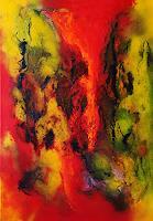 Susanne-Koettgen-Abstraktes-Abstraktes-Moderne-Expressionismus-Abstrakter-Expressionismus