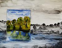 Susanne-Koettgen-Landschaft-Huegel-Landschaft-Moderne-expressiver-Realismus