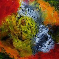 Susanne-Koettgen-Abstraktes-Diverse-Gefuehle-Moderne-Expressionismus-Abstrakter-Expressionismus