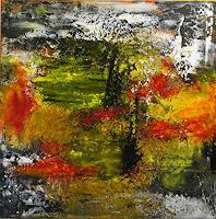 Susanne-Koettgen-Landschaft-Sommer-Natur-Diverse-Moderne-Expressionismus-Abstrakter-Expressionismus