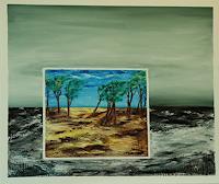 Susanne-Koettgen-Landschaft-See-Meer-Landschaft-Strand-Gegenwartskunst-Land-Art