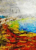Susanne-Koettgen-Landschaft-Landschaft-Winter-Moderne-Expressionismus-Abstrakter-Expressionismus