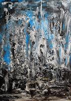 Susanne-Koettgen-Abstraktes-Landschaft-Winter-Moderne-Expressionismus-Abstrakter-Expressionismus