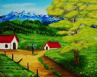 Susanne-Koettgen-Landschaft-Berge-Landschaft-Ebene-Neuzeit-Realismus