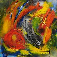Susanne-Koettgen-Abstraktes-Glauben-Moderne-Expressionismus-Abstrakter-Expressionismus