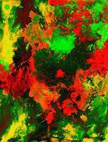 Susanne-Koettgen-Pflanzen-Blumen-Natur-Moderne-Expressionismus-Abstrakter-Expressionismus