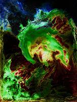 Susanne-Koettgen-Landschaft-Fantasie-Moderne-Expressionismus-Abstrakter-Expressionismus