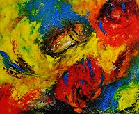 Susanne-Koettgen-Gefuehle-Abstraktes-Moderne-Expressionismus-Abstrakter-Expressionismus