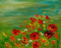 Susanne-Koettgen-Pflanzen-Blumen-Gefuehle-Liebe-Moderne-expressiver-Realismus