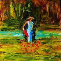 Susanne-Koettgen-Menschen-Landschaft-Moderne-Expressionismus-Abstrakter-Expressionismus