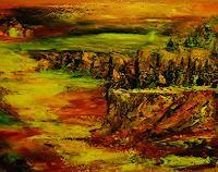 Susanne-Koettgen-Landschaft-Moderne-Expressionismus-Abstrakter-Expressionismus