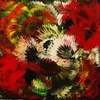 Susanne-Koettgen-Pflanzen-Blumen-Gefuehle-Liebe-Moderne-Expressionismus-Abstrakter-Expressionismus