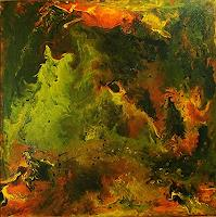 Susanne-Koettgen-Abstraktes-Mythologie-Moderne-Expressionismus-Abstrakter-Expressionismus