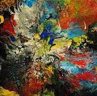 S. Köttgen, Die Liebe zur Farbe / Serie
