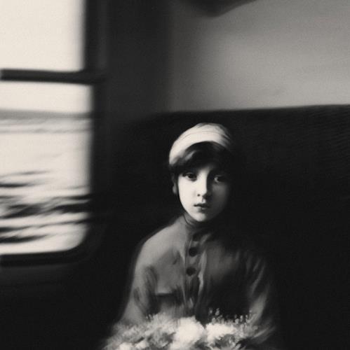 Patrick, untilted, Menschen: Kinder, Fotorealismus, Expressionismus