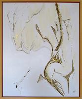 Ina-Pause-Noack-Diverse-Pflanzen-Moderne-Abstrakte-Kunst