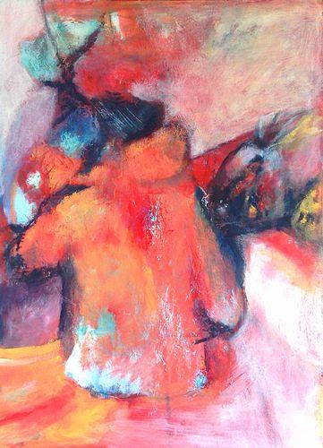 Isabel Zampino, Kleidersammlung, Arbeitswelt, Abstraktes, Gegenwartskunst