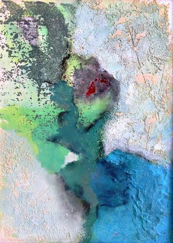 Isabel Zampino, von ganz weit oben III, Diverse Landschaften, Fantasie, Gegenwartskunst, Expressionismus