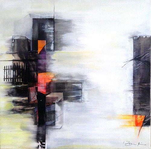 Isabel Zampino, Ruheplatz, Diverses, Abstraktes, Abstrakte Kunst